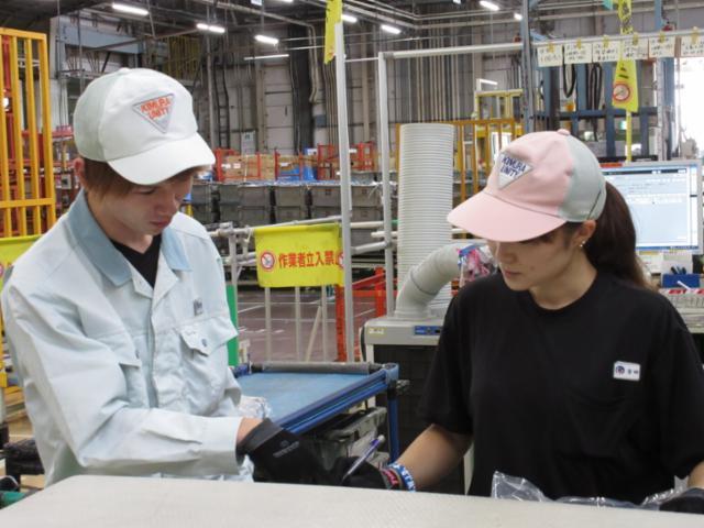キムラユニティー株式会社 湖西事業所(16)の画像・写真